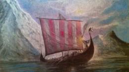 Vikingos 4to grado Diego moller