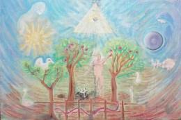 La creación - 3er Grado Alejandro Abalo