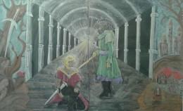 7mo grado, Epoca de caballeros Medievales, por Kari Ritterband y Karina Kasun