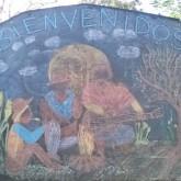 Peña 2016 realizado por niños y niñas de 7mo grado.