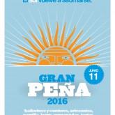 Gran Peña 2016 – 11 de Junio