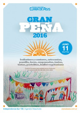Gran Peña 2016