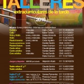 Talleres Extracurriculares 2016
