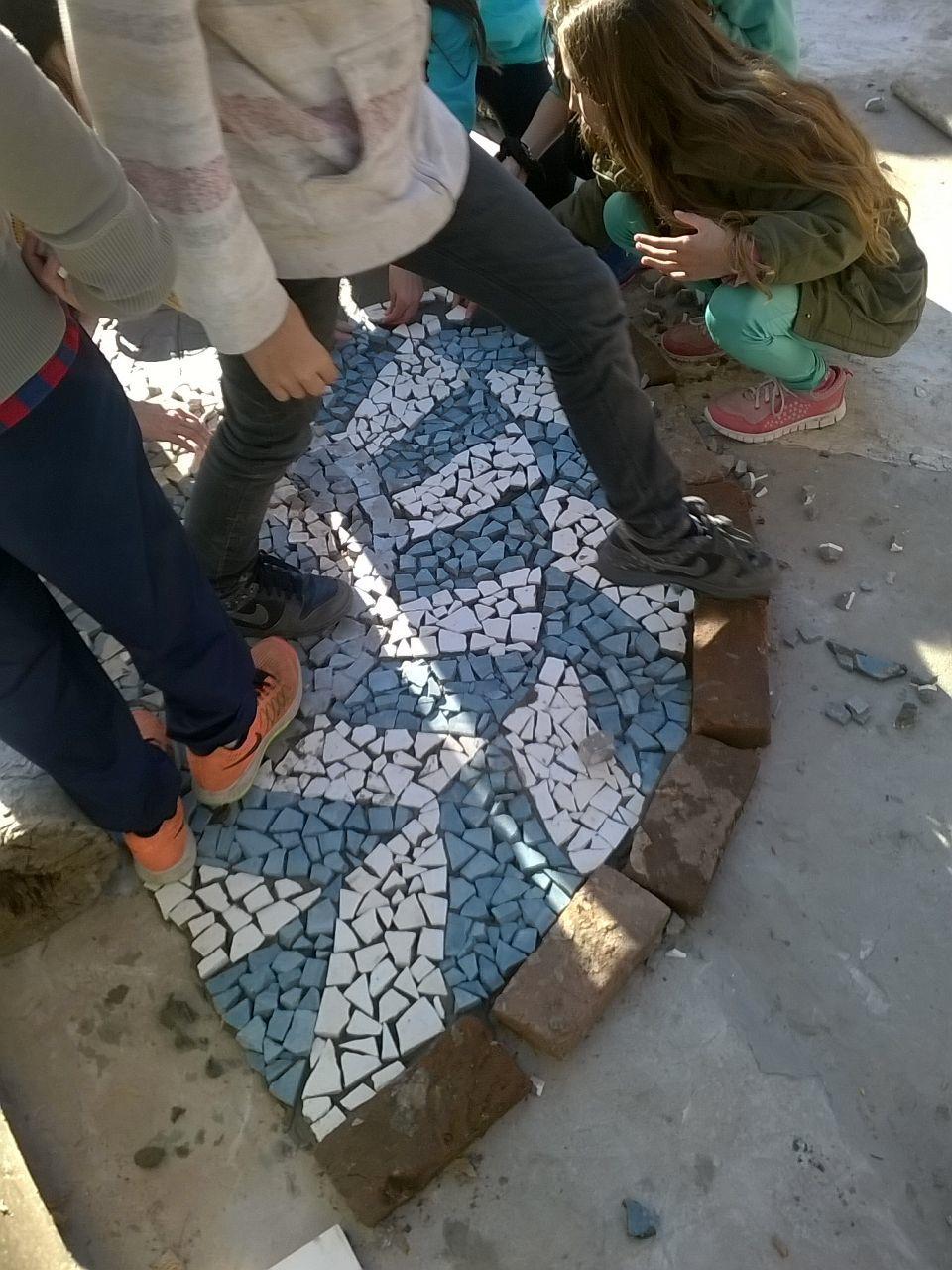 Mosaico Romano - Sexto Grado