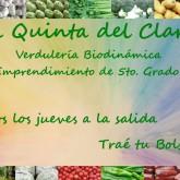 Verdulería Biodinámica del Clara
